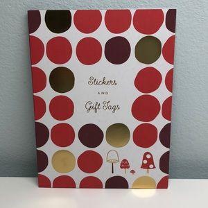 Kikki.K / Kikki K Holiday Sticker & Gift Tags Book